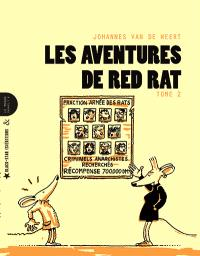 Les aventures de Red Rat. Volume 2