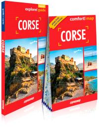 Corse : guide + carte