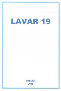 Lavar. Volume 19