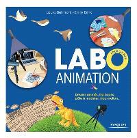 Labo animation pour les kids : dessins animés, flip books, pâte à modeler, stop motion...