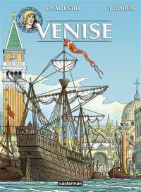 Les voyages de Jhen, Venise