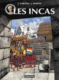 Les voyages d'Alix, Les Incas