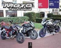 Revue moto technique. n° 182, Honda CB650FA, CBR650FA 2014 à 2016 ; Yamaha MT-09 Tracer 2015 à 2016