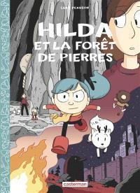 Hilda. Volume 5, Hilda et la forêt de pierres
