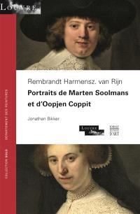 Portraits de Marten Soolmans et d'Oopjen Coppit : Rembrandt Harmensz. van Rijn
