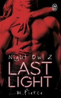 Night owl. Volume 2, Last light