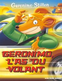 Geronimo Stilton. Volume 69, Geronimo, l'as du volant