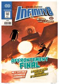 Infinity 8 comics, Volume 6, Retour vers le Führer. Volume 3