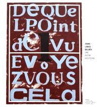 Jean-Louis Delbès : une autre histoire