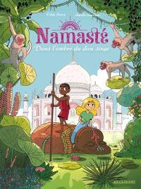 Namasté. Volume 2, Dans l'ombre du dieu singe
