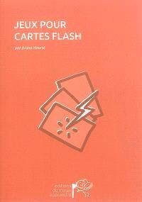 Jeux pour cartes flash
