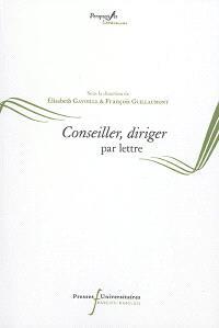 Epistulae antiquae. Volume 9, Conseiller, diriger par lettre