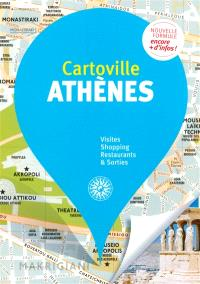 Athènes : visites, shopping, restaurants & sorties