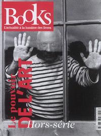 Books, hors-série. n° 9, Le pouvoir de l'art