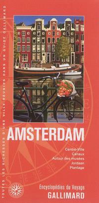 Amsterdam : centre-ville, canaux, autour des musées, Jordaan, Plantage