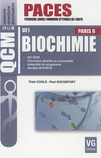 Biochimie UE1 : Paris 6