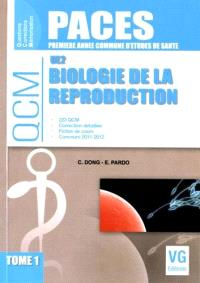 Biologie de la reproduction UE2. Volume 1
