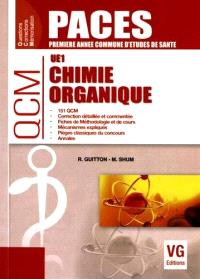 Chimie organique UE1