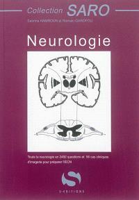Neurologie : toute la neurologie en 2.492 questions et 56 cas cliniques d'imagerie pour préparer l'iECN