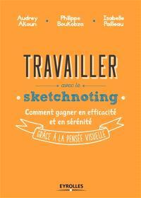 Travailler avec le sketchnoting : comment gagner en efficacité et en sérénité grâce à la pensée visuelle