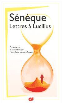 Lettres à Lucilius : 1 à 29, (Livres I à III)