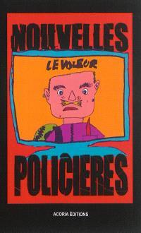 Nouvelles policières : textes écrits dans le cadre du concours interculturel d'écriture des écoles et collèges de Châtenay-Malabry