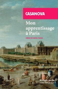 Mon apprentissage à Paris