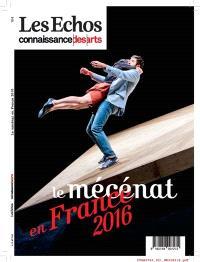 Le mécénat en France 2016