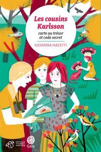 Les cousins Karlsson, Carte au trésor & code secret