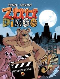 Zoo dingo. Volume 3, Bêtes de scène