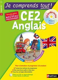 Je comprends tout ! Anglais CE2, 8-9 ans : nouveau programme