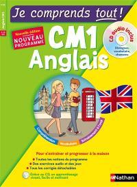 Je comprends tout ! Anglais CM1, 9-10 ans : nouveau programme