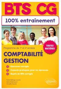 Comptabilité gestion, BTS CG