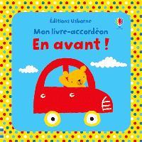 En avant ! : mon livre-accordéon