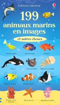 199 animaux marins en images et autres choses