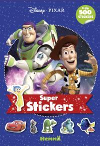 Disney Pixar : super stickers