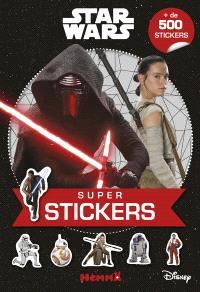Star Wars : Le réveil de la force, épisode VII : super stickers