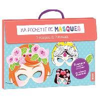 Ma pochette de masques : 5 masques de princesses