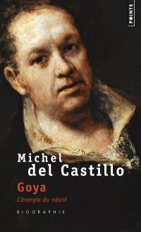 Goya : l'énergie du néant : biographie