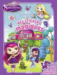 Les mini-sorcières : mes stickers magiques