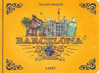 Barcelona original : balade croquée