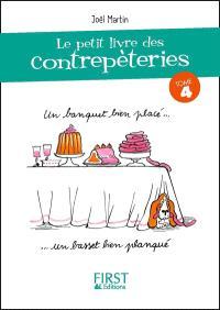 Le petit livre des contrepèteries. Volume 4