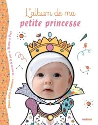 L'album de ma petite princesse