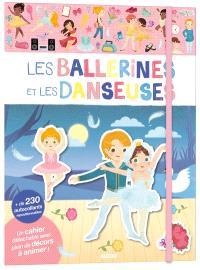 Les ballerines et les danseuses