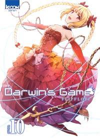 Darwin's game. Volume 10