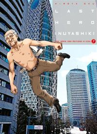 Last hero Inuyashiki. Volume 7