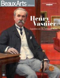 Henry Vasnier : exposition à la Villa Demoiselle, Reims