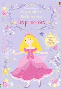 J'habille mes amies : les princesses