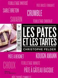 Leçons de pâtisserie, Les pâtes et les tartes