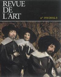 Revue de l'art. n° 193
